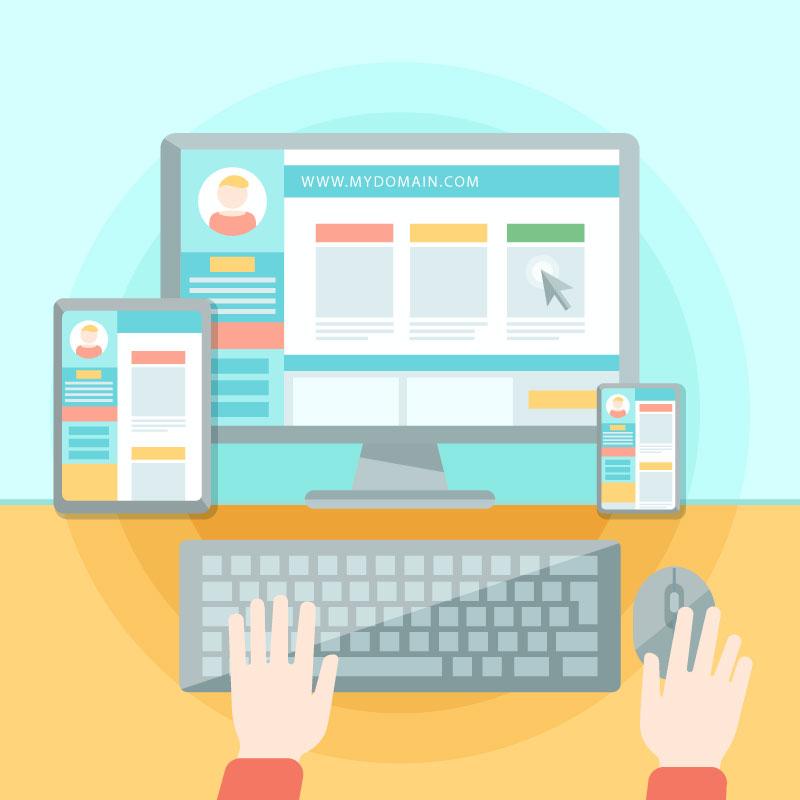شركة تصميم مواقع على الانترنت للشركات